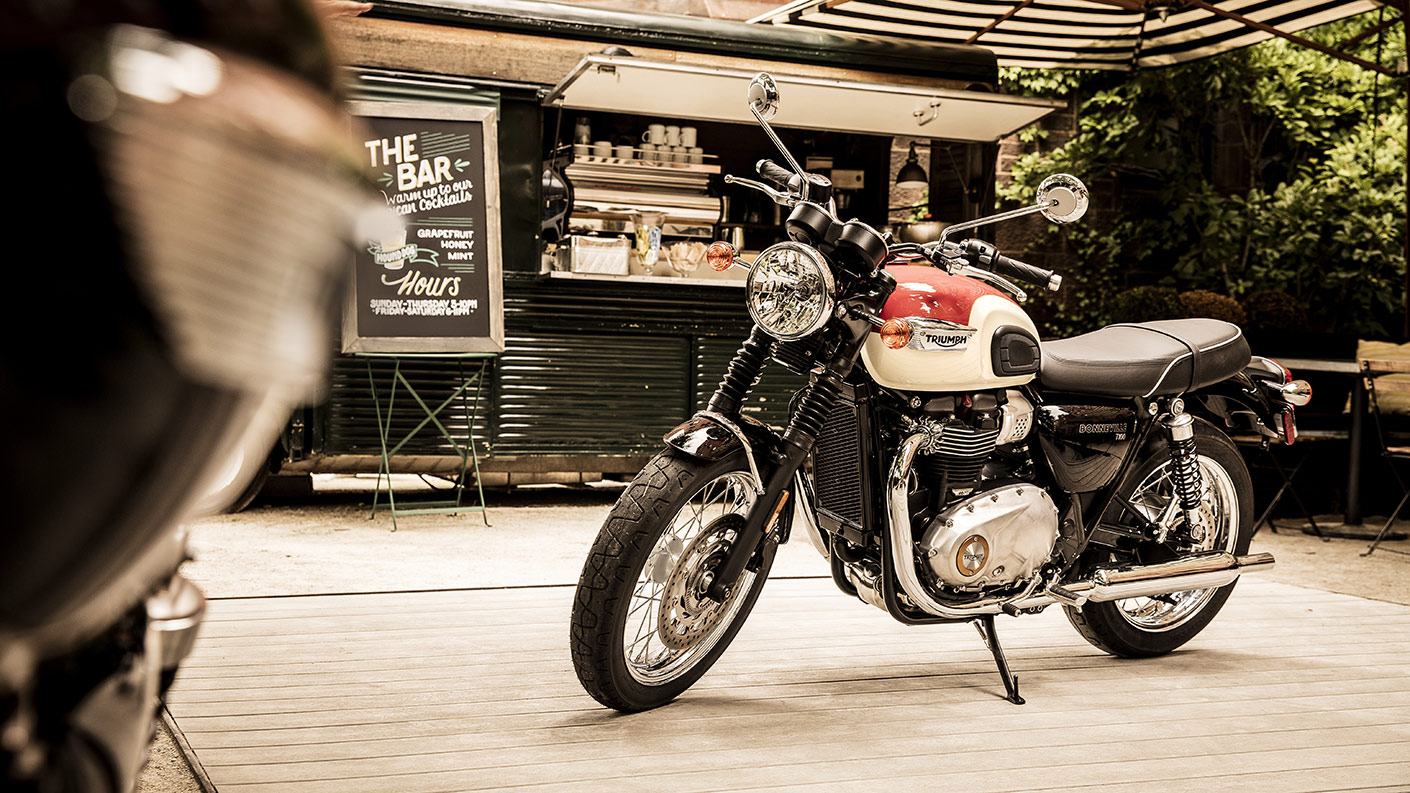 Triumph Bonneville Latest Model