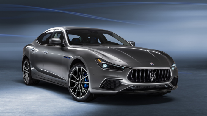 Maserati Ghibli – 2021 Price in India, Images and Specs