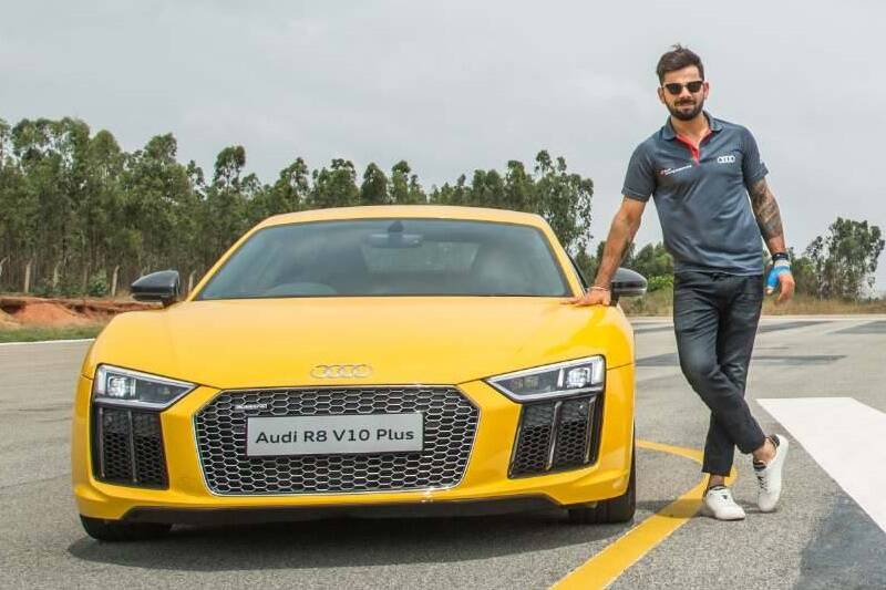 Luxury cars owned by Indian cricketers