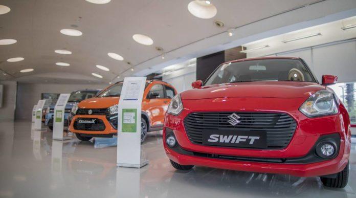 Maruti Suzuki Sales in February 2021